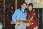 Mùa Xuân 2004 cùng André . Nhạc Đoàn Hùng Tâm San Jose